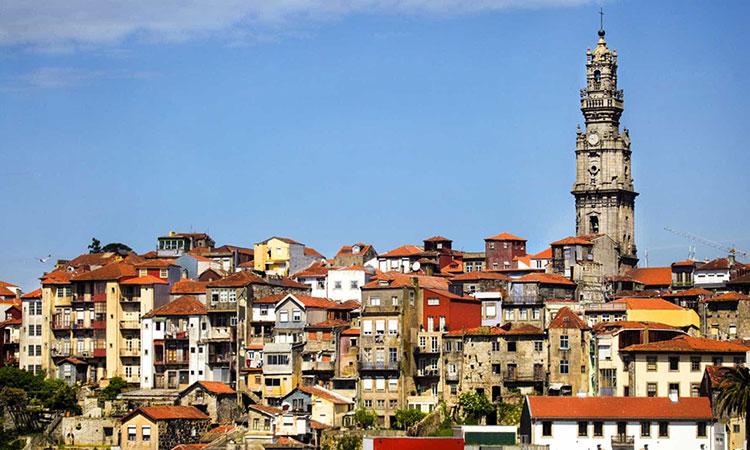torre dos clerigos roteiros de 2 e 5 dias no Porto