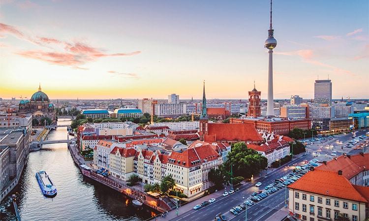 turismo na alemanha berlim