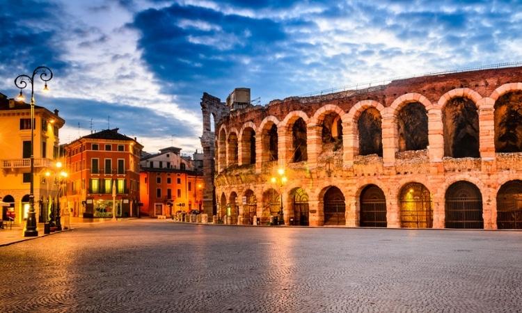 arena verona italia