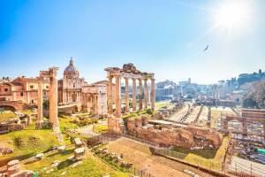 melhores tours em roma