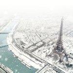 Paris no Inverno: veja como é conhecer a cidade luz na estação