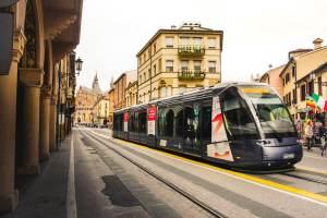 transporte publico em roma