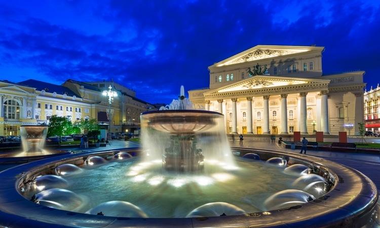 moscovo teatro bolshoi
