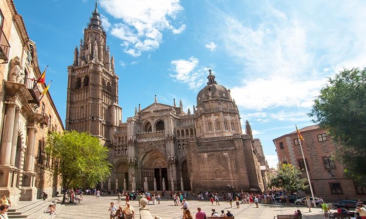 catedral toledo na espanha