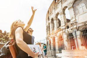 expressões e frases úteis em roma