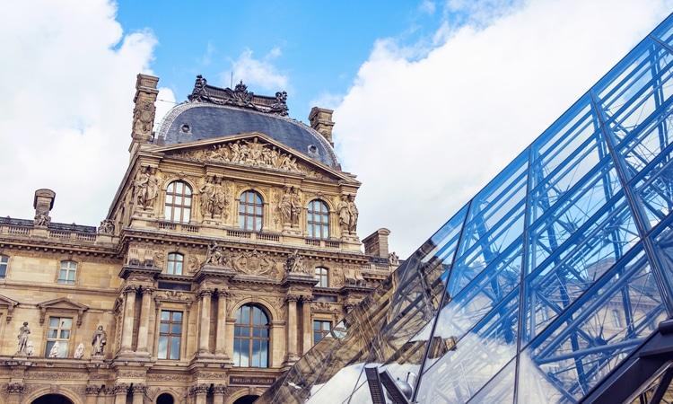 museu do louvre no top 5 de paris