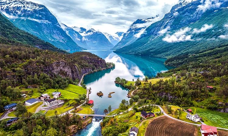 visitar fiordes noruega