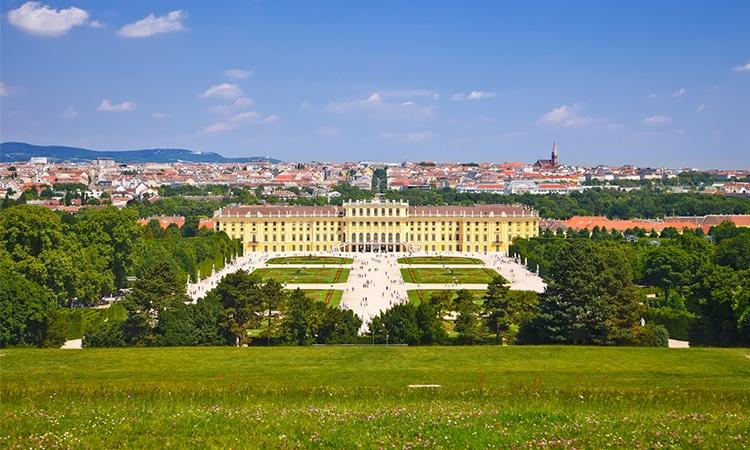 visitar o palácio de schonbrunn em viena