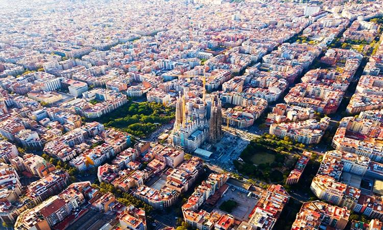 Distrito de Eixample, Barcelona