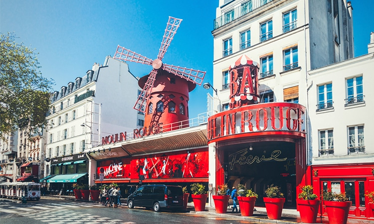 moulin rouge em paris