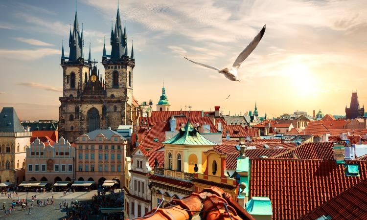 roteiro leste europeu Praga