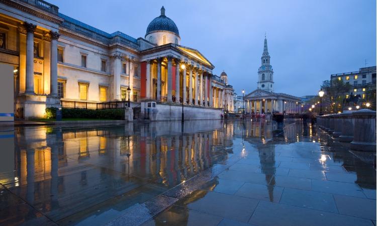 2 dias em Londres National Gallery