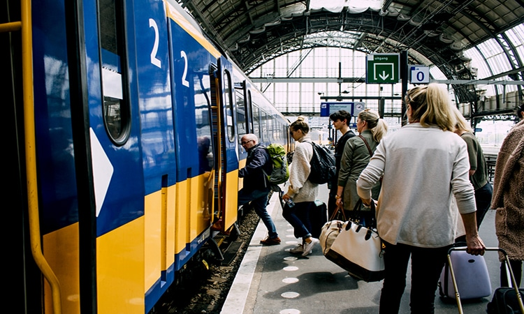 Amsterdam Transporte Público