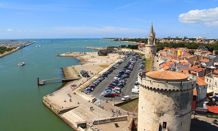 Centro histórico de La Rochelle