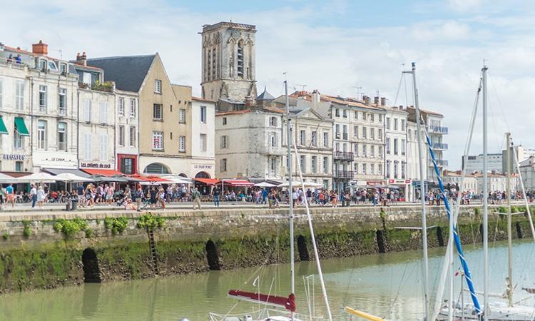 Cidade de La Rochelle