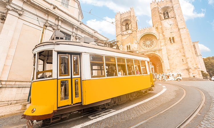 Elétrico Lisboa