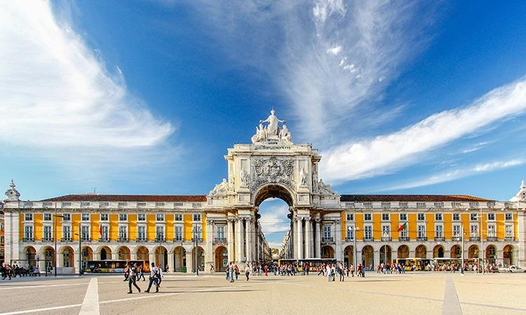 hotéis em Lisboa Praça do Comércio