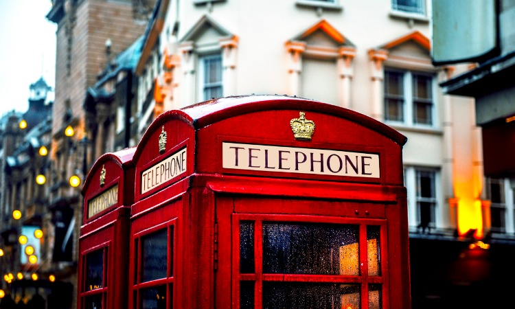 Londres Telephone