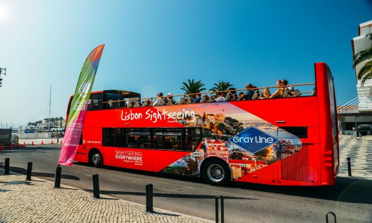 Melhores tours em Lisboa com ônibus turístico