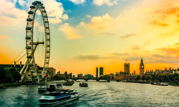Roteiro em Londres London Eye