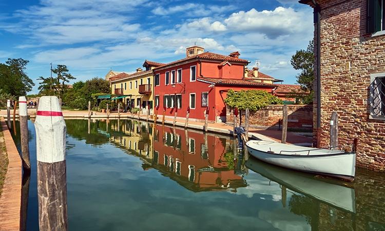Torcello Ilhas de Veneza