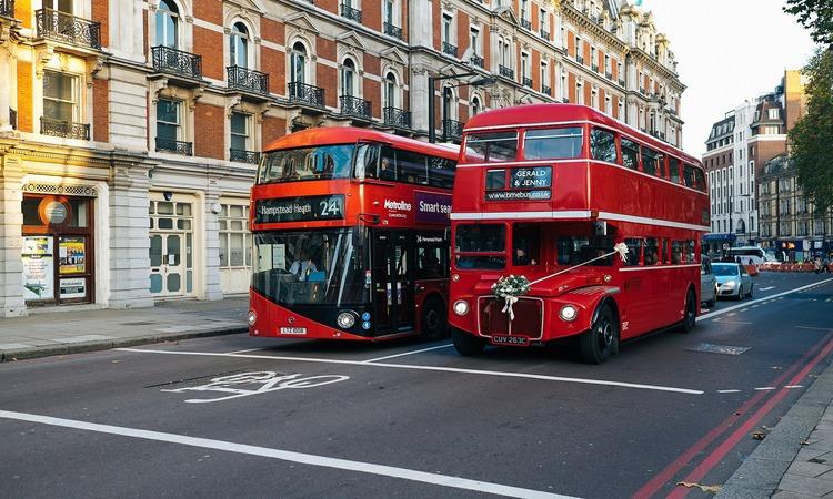como economizar em londres com transporte publico