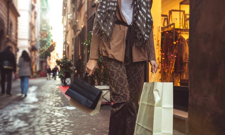 Comprar em Roma