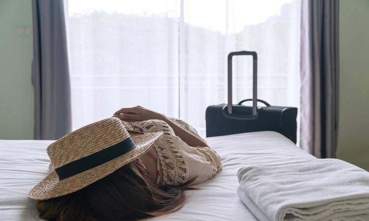 Escolher mala de viagem
