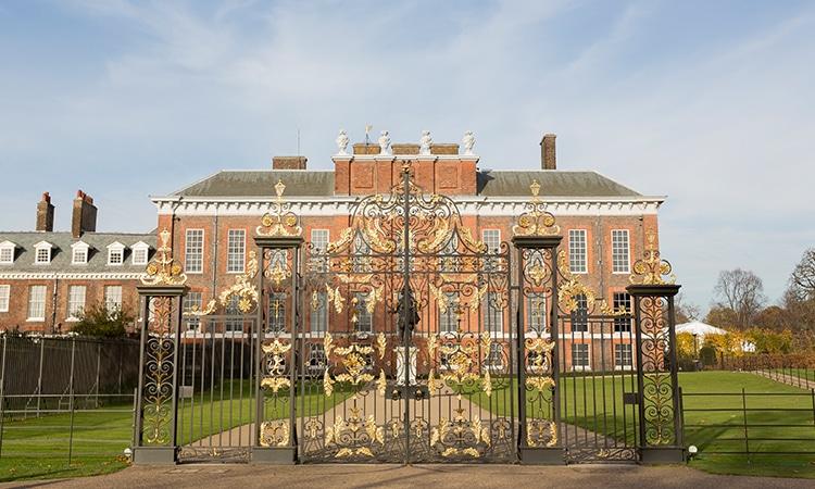 pontos turísticos de Londres Palácio de Kensington