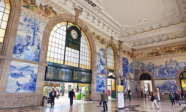 Porto Estação São Bento