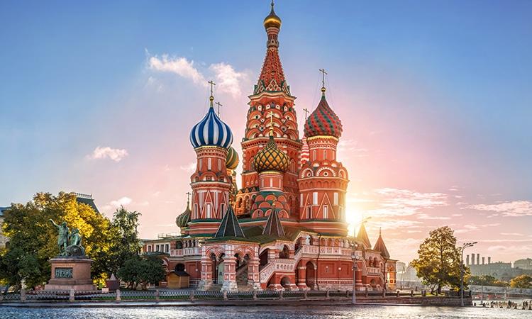 Catedral São Basílio Moscou