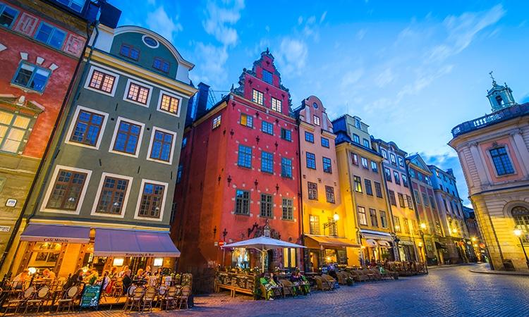Estocolmo Stortorget