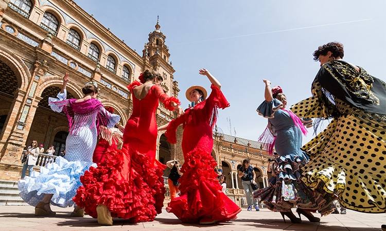 Flamenco Sevilha
