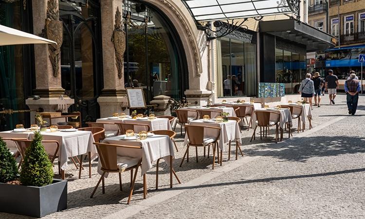 restaurante em portugal