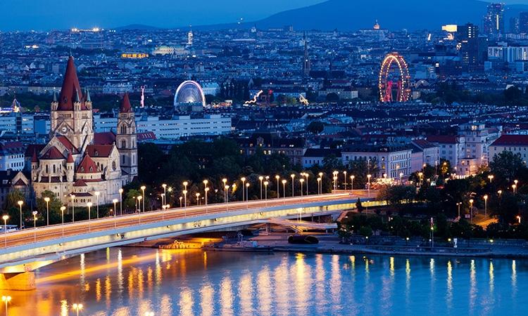Roteiro Leste Europeu Viena