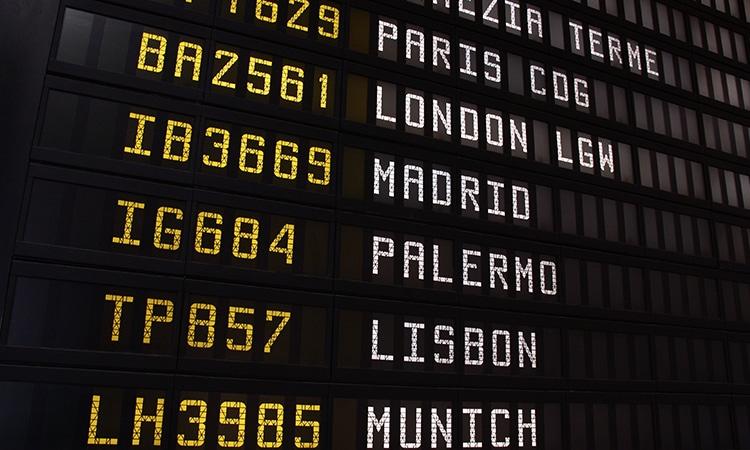 passagens aéreas para Londres aeroporto