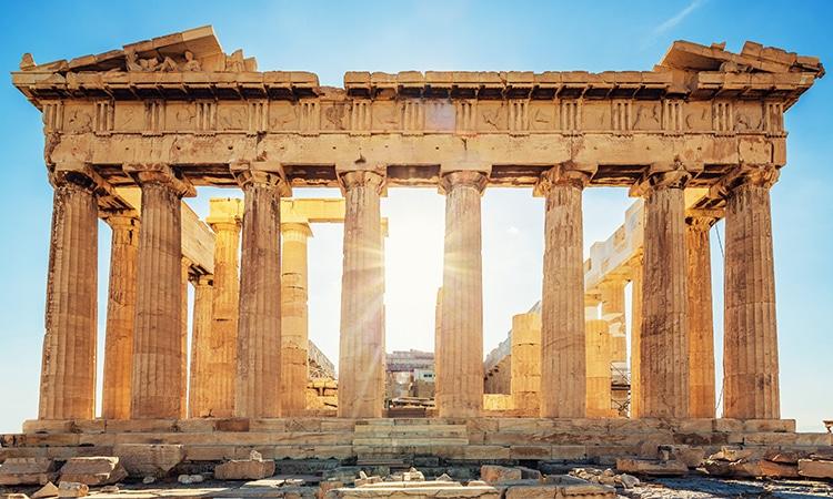 Acrópole Atenas