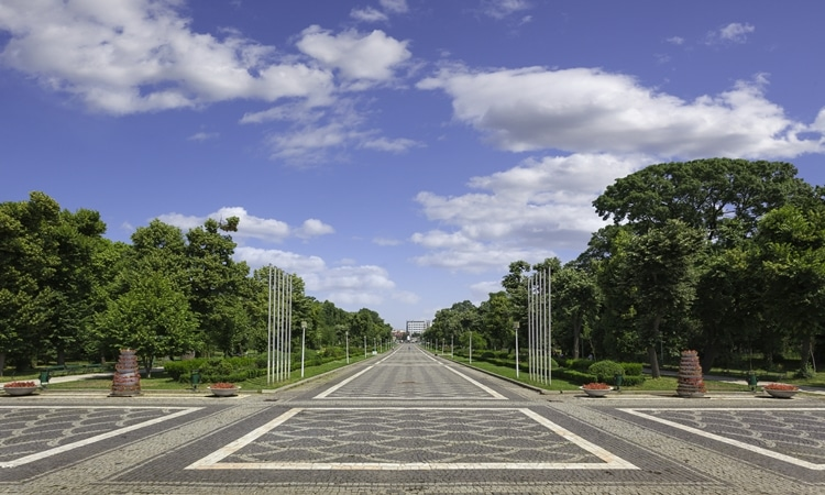 Bucareste Carol Park