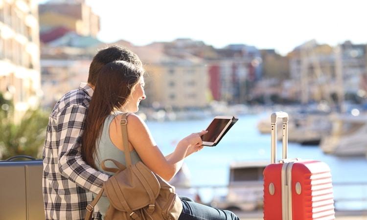 Comprar ingressos para atrações turísticas online casal
