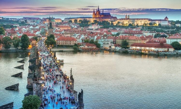Quais os melhores tours em Praga