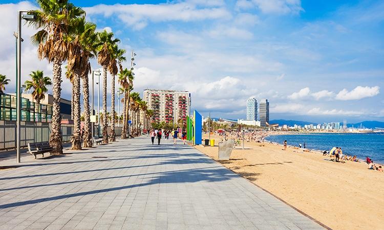 Roteiro em Barcelona Barceloneta