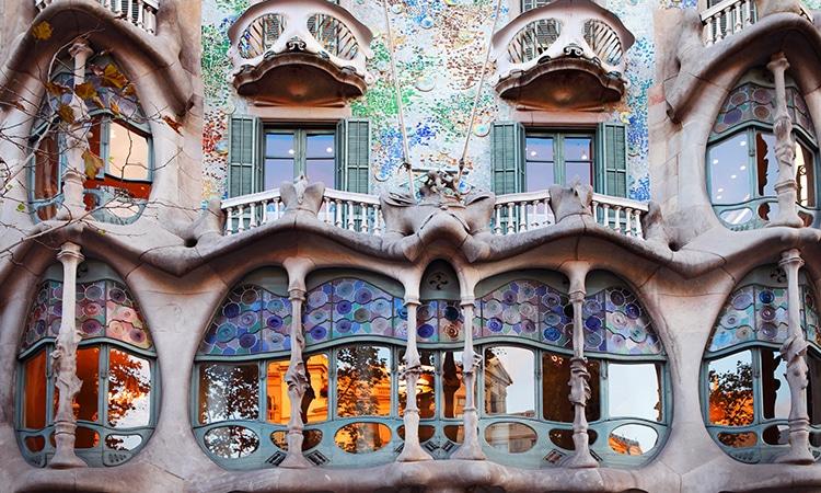 Roteiro em Barcelona Casa Batlló