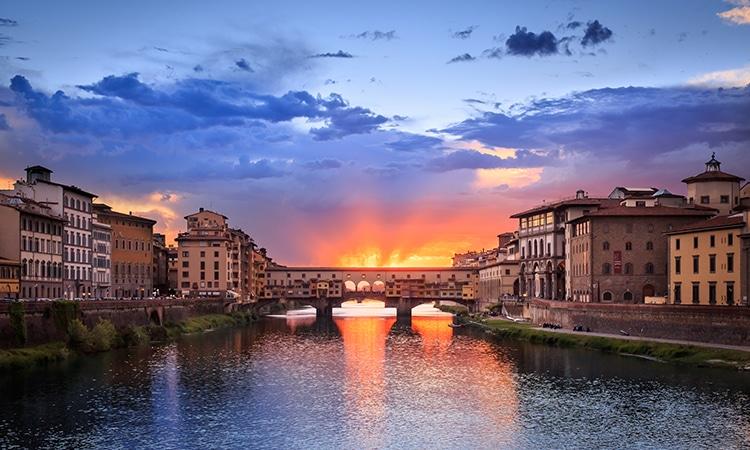 Roteiro Florença Ponte Vecchio