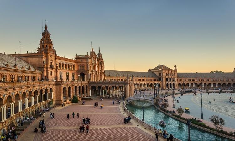 Sevilha Pass Palácio Real