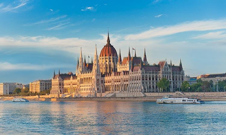 Budapeste Parlamento