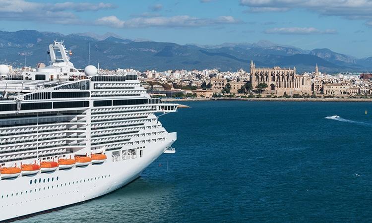 cruzeiro em Palma de Maiorca
