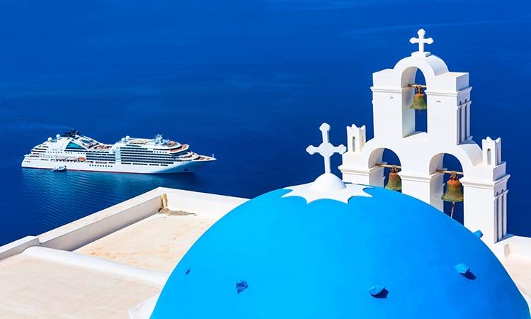 cruzeiro na grécia