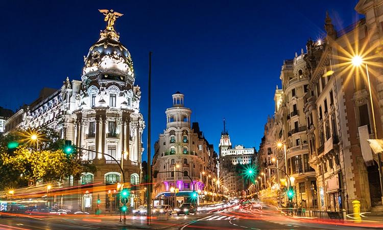 O que fazer em Madrid Gran Vía