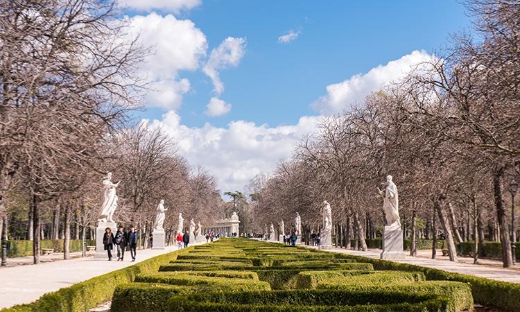O que fazer em Madrid Parque del Retiro