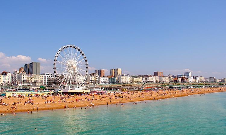 O que fazer na Inglaterra Brighton